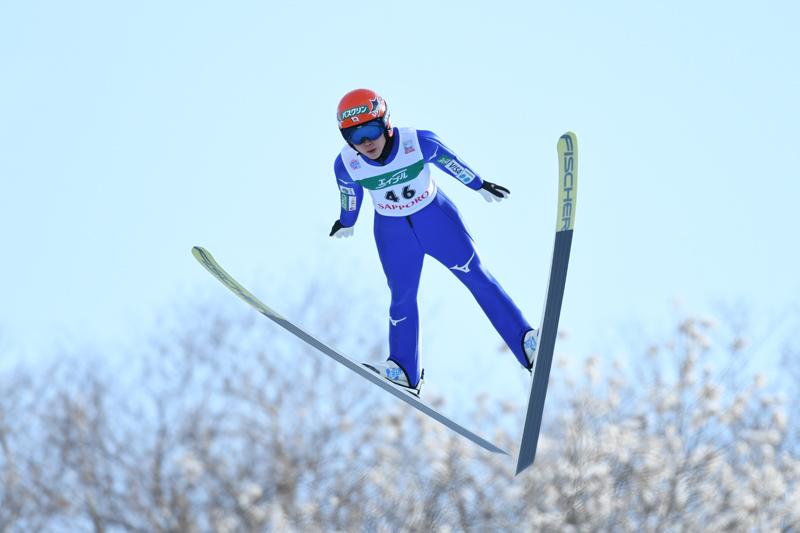 1/14 FISスキージャンプW杯女子...